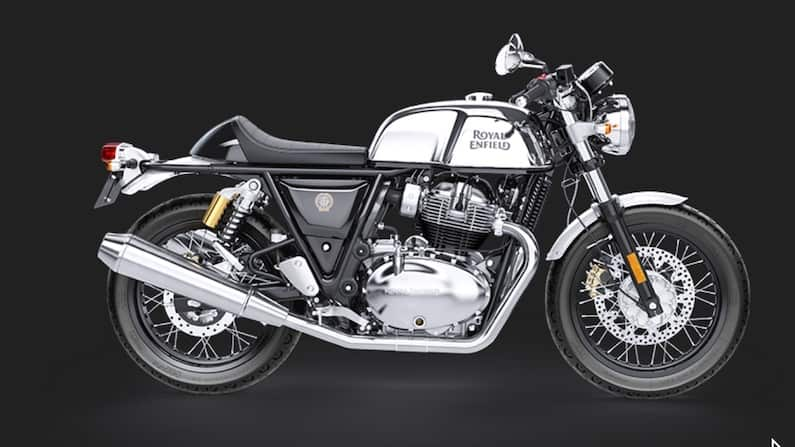 Continental GT is ideal cafe racer for a beginner
