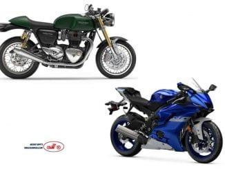 cafe racer vs sportsbike