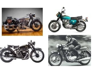which was the worlds first superbike?