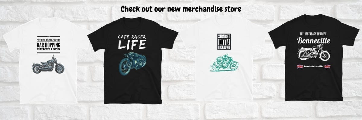 Timeless2Wheels Merchandise