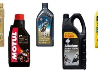 Which is the best oil for your motorcycle