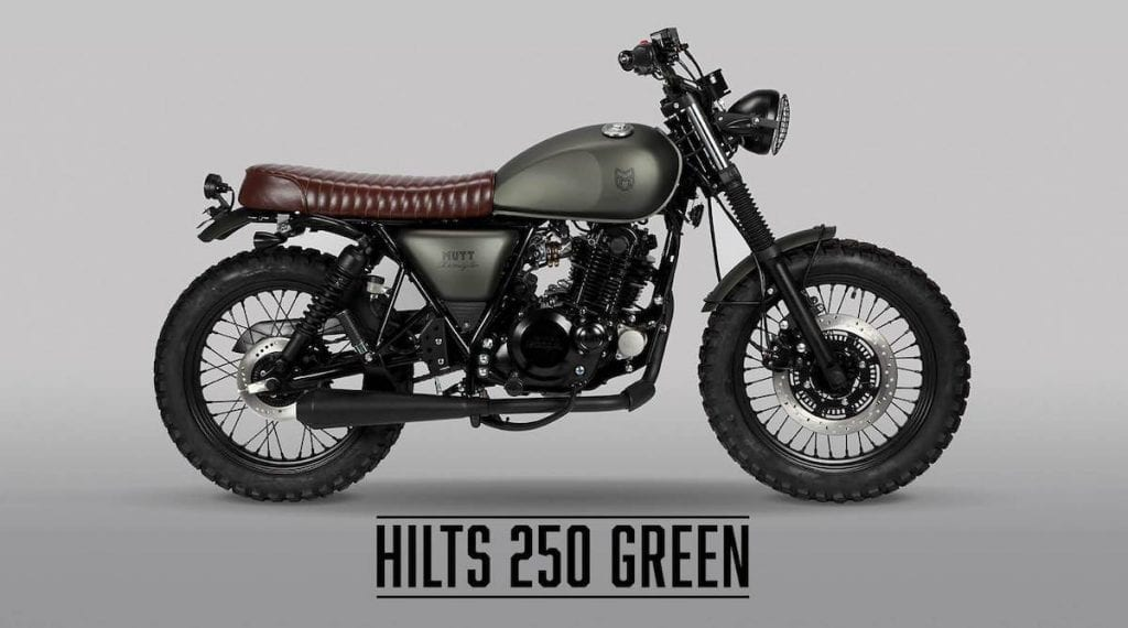 Mutt Hilts 250 is one of the better Chinese derived budget Scramblers