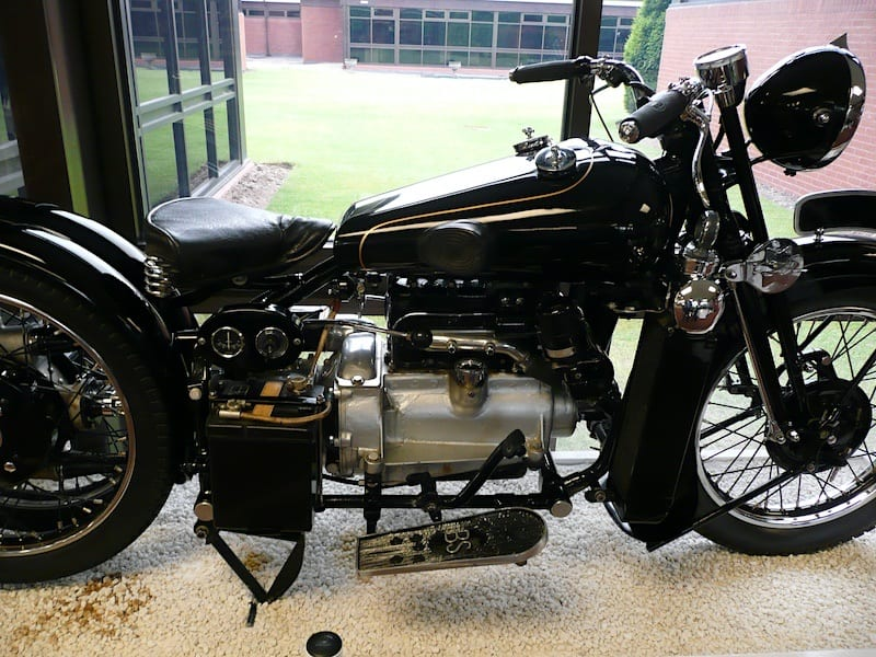 Brough Superior Austin Four