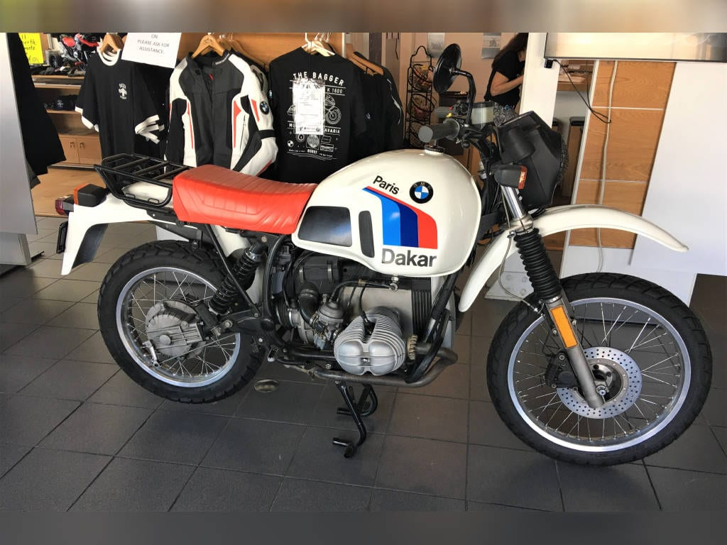 BMW R80GS for sale