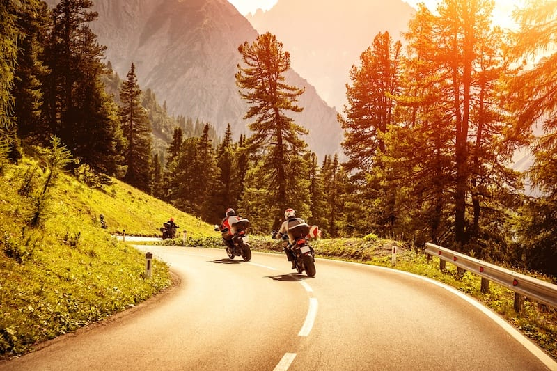 Buying a motorcycle for a 2 week road trip that you plan to sell once back is the ideal scenario for temporary motorcycle insurance