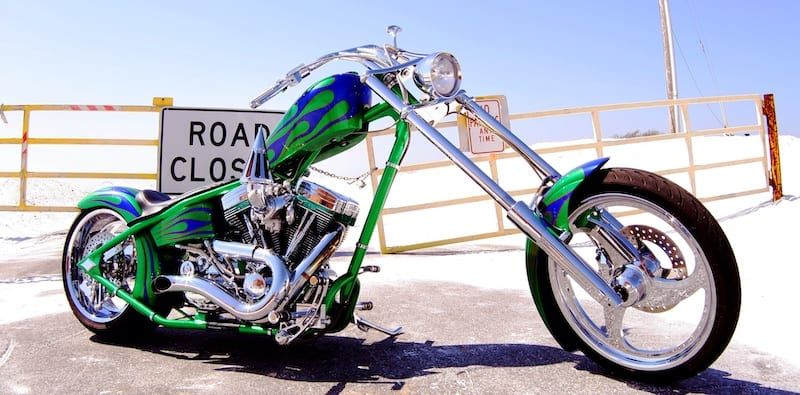 Are Choppers out of style ?