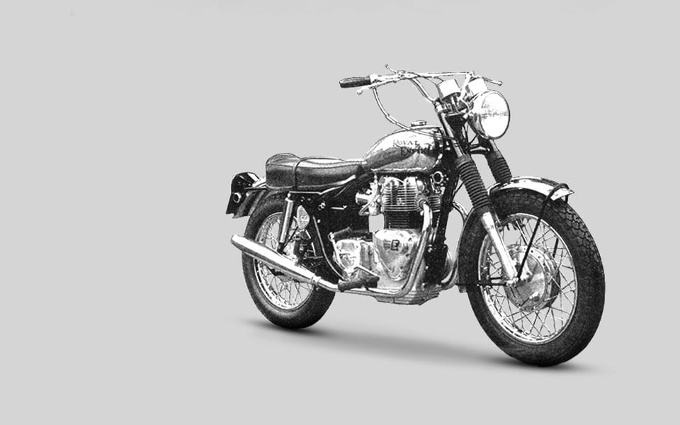 Royal Enfield produced several of the best 1960s motorcycles